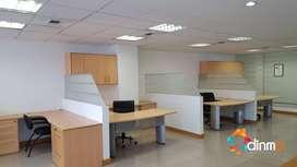 Oficina en Arriendo, 550 m2 amoblada - la Carolina