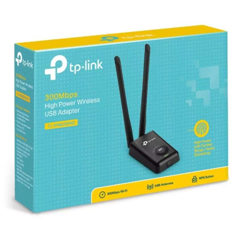 ADAPTADOR INALAMBRICO USB TP LINK 0