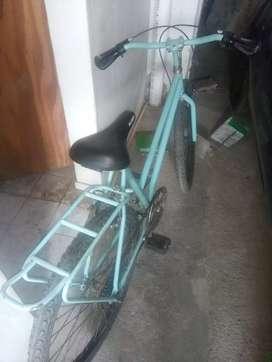 Vendo bicicleta o permuto por bicimoto