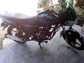 Vendo moto discover 125 en exelente estado