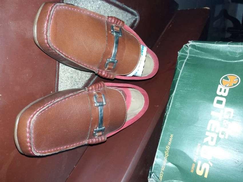Zapatoa nuevos