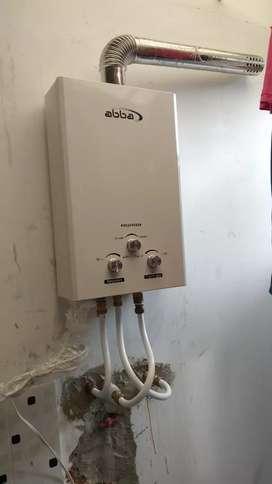 Reparación técnica certificada a calentadores