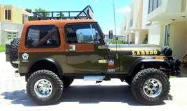 Jeep CJ-7 Laredo 1982