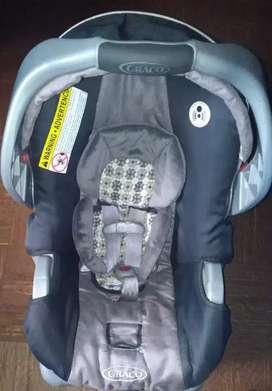 Sioa de carro para bebe