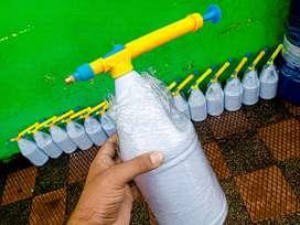 Aspersor fumigadora manual de 2Litros