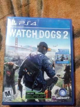 Vendo Watch Dogs 2