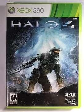 Halo 4 Xbox Fisico