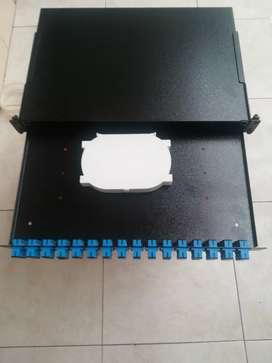 ODF  fibra optica de 24 /36/ 48/96