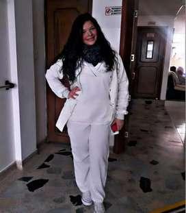Enfermera domiciliaria