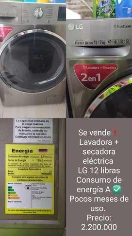 Lavadora / Secadora