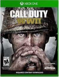Call of duty WWII (xbox) Usado