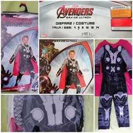 Disfraz Thor Talla 6