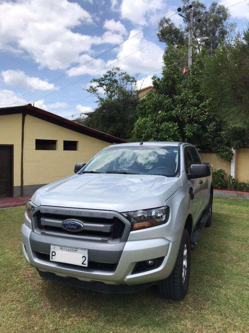 Ford Ranger 2018 XLS 2.5 Gas 4x2 CD TM 0
