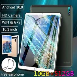 Tablet  Androind 10.0 de 10.1 pulgadas con Wifi