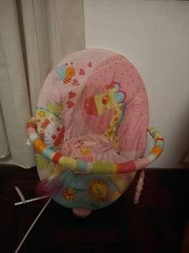 Vendo bebesit nena casi nuevo con vibrador