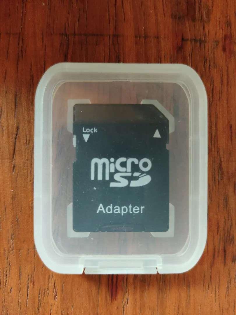 Adaptador Memoria Micro sd a sd - microsd