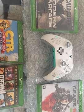Xbox one y juegos nuevos