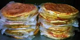 prepizzas caseras