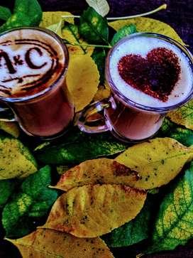 STENCIL PARA DECORAR CUPCAKES O  CAFE