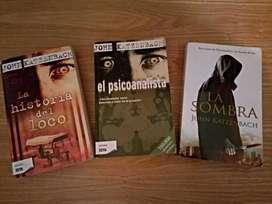 Colección de Libros de John Katzenbach (El Psicoanalista)