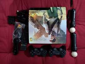 PS3 Slim de 160gb