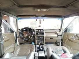 Mitsubishi Montero 1994- Turbo intercooler Diesel