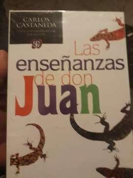 LAS ENSEÑANZAS DE DON JUAN (nuevo)