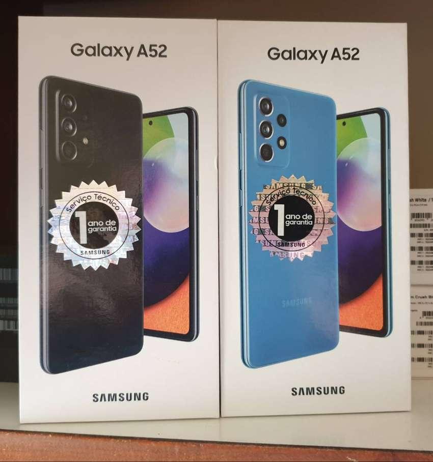 Samsung galaxy A52 dual sim 128gb 6ram  Importado Vietnam b ram Imp.Vietnam