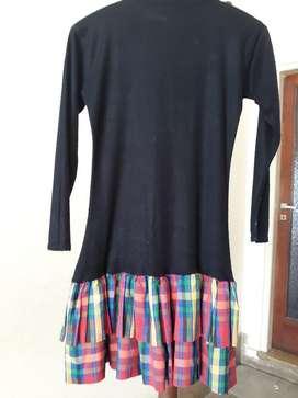 Vestido de Lanilla T. S Nenas También