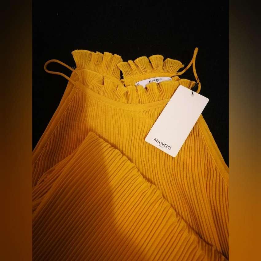 Vestido de Fiesta Marca Mangos 0