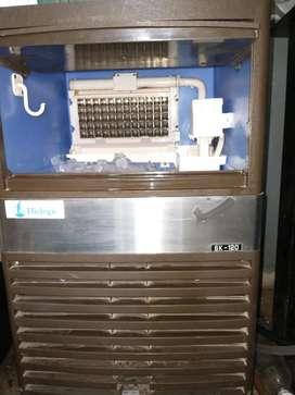 Maquina de hielo 52kg por dia