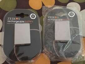 Baterias Litium Zeikos para Canon Lpe8