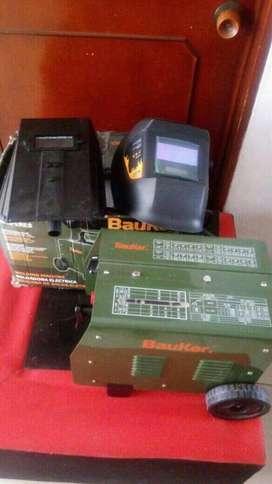 Soldadora Electrica 110/220  2caretas