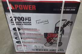 Vendo hidrolavadora power 2700psi motor gasolina