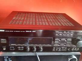 Sintoamplificador Yamaha rx795 unicamono