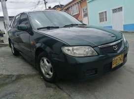 Mazda allegro mod 2004
