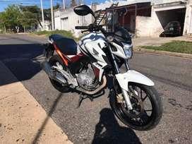 2017 HONDA TWISTER 250cc