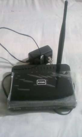 Router WiFi dlink