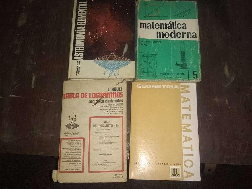 4 libros texto