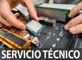 Soporte Técnico Y Mantenimiento (Mac y PC)