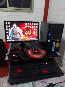 Se Vende PC Gamer 100% operativa