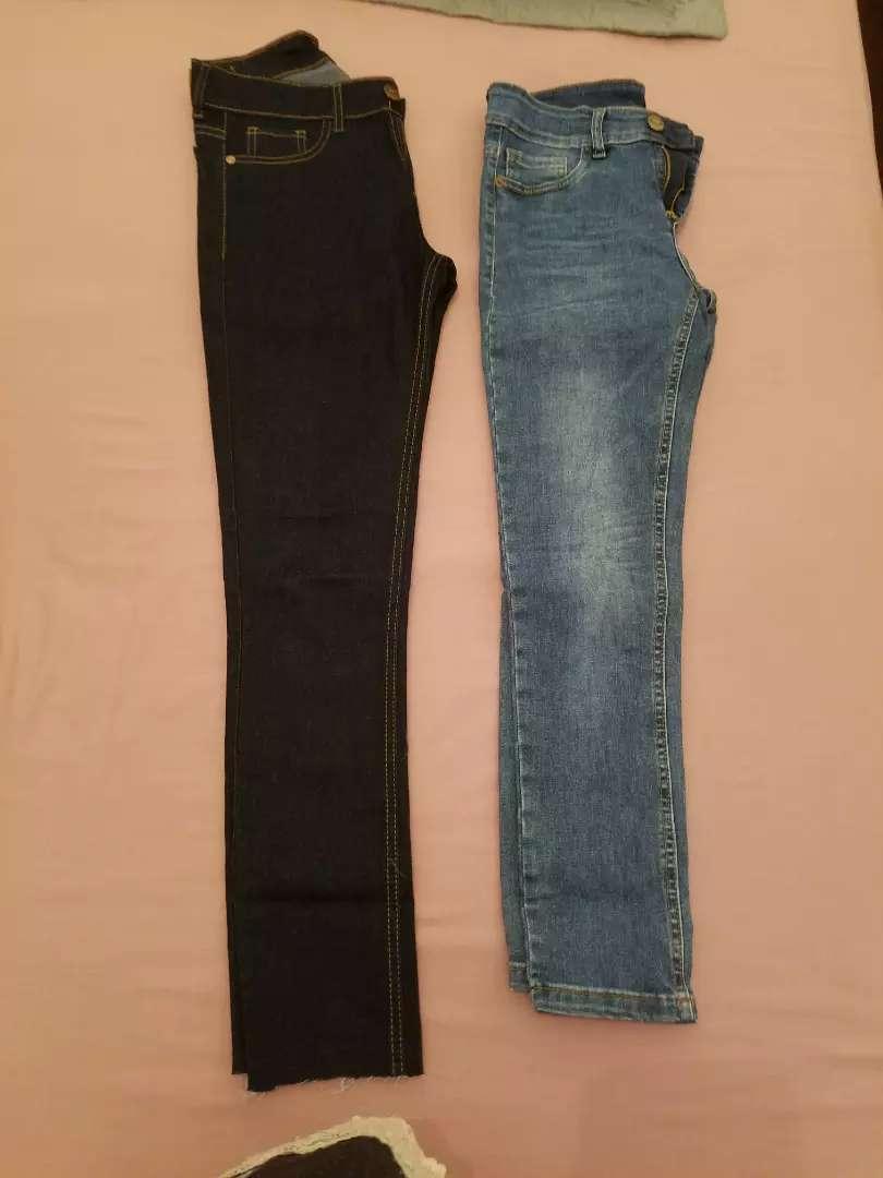 Dos jeans nuevos marca  o! Clhota 0