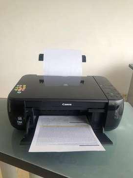 Impresora Canon Pixma Mp 495