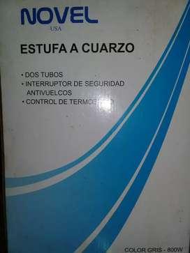 Estufa 800w