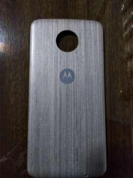 Funda Motorola Style Case - Moto Z Play 1, 2 y 3