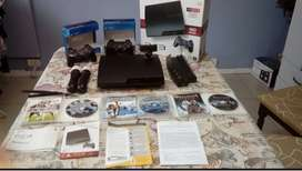Ps3 con Kit Move completo