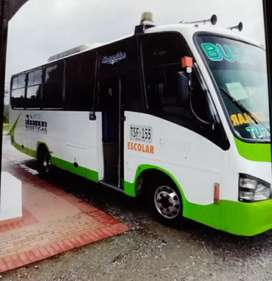Vendo bus Chevrolet 2008