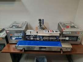 Mantenimientos preventivos y correctivo a maquinas sellado y empacado a vacio