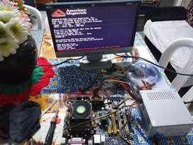 "Monitor QBEX 17"""