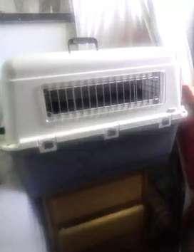 Canasta de viaje para mascotas transporte gato perro